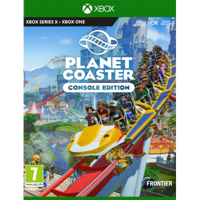 Игра для Xbox One/Series X Planet Coaster Console Edition (английская версия)