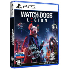 Watch Dogs: Legion [PS5, русская версия]
