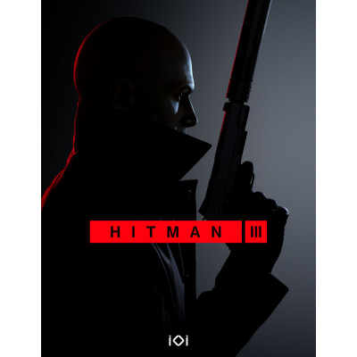 Игра для PS5 HITMAN 3 (русская документация)