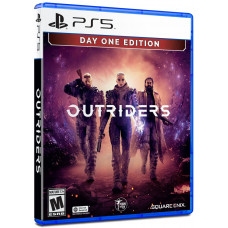 Outriders. Day One Edition [PS5, русская версия]