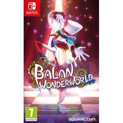 Игра для Nintendo Switch Balan Wonderworld (русские субтитры)