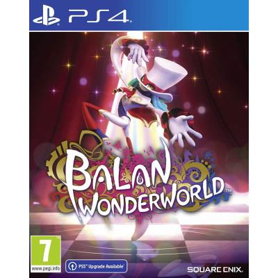 Игра для PlayStation 4 Balan Wonderworld (русские субтитры)