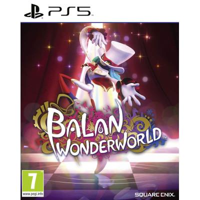 Игра для PlayStation 5 Balan Wonderworld (русские субтитры)