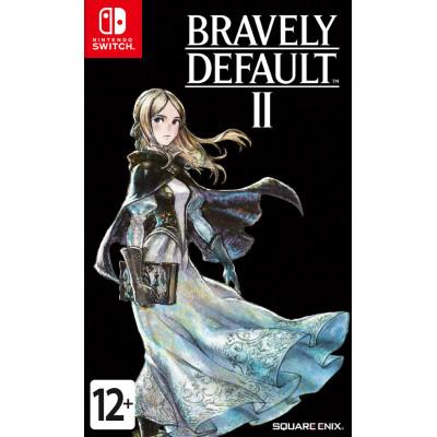 Игра для Nintendo Switch Bravely Default II (английская версия)