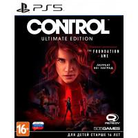 Control. Ultimate Edition [PS5, русские субтитры]