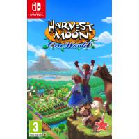 Harvest Moon: One World [NS, английская версия]