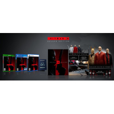 HITMAN 3. Deluxe Edition (поддержка PS VR) [PS4, английская версия]
