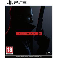 HITMAN 3 [PS5, русская документация]
