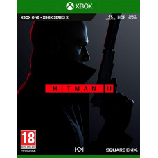 HITMAN 3 [Xbox One/Series X, русская документация]