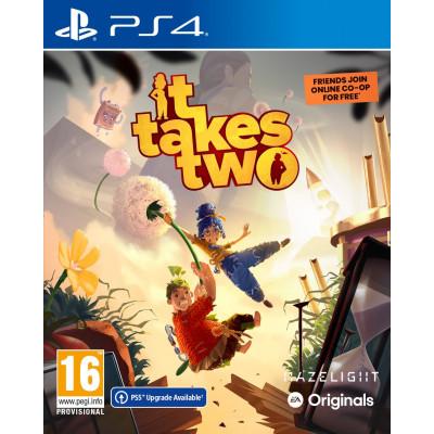 Игра для PlayStation 4 It Takes Two (русские субтитры)