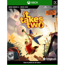 It Takes Two [Xbox One/Series X, русские субтитры]