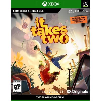 Игра для Xbox One/Series X It Takes Two (русские субтитры)