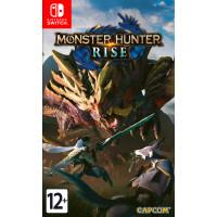 Monster Hunter Rise [NS, русская версия]