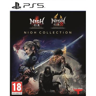 Игра для PlayStation 5 Nioh Collection (русские субтитры)