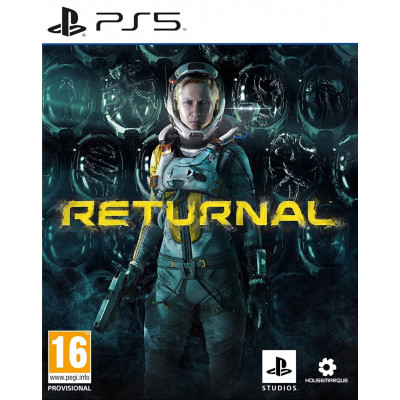 Игра для PlayStation 5 Returnal (русская версия)