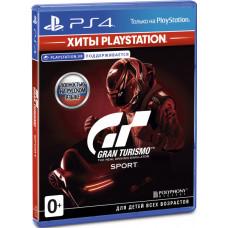 Gran Turismo Sport (поддержка VR) (Хиты PlayStation) [PS4, русская версия]