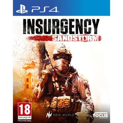 Игра для PlayStation 4 Insurgency: Sandstorm (русские субтитры)