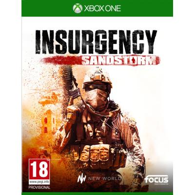 Игра для Xbox One Insurgency: Sandstorm (русские субтитры)