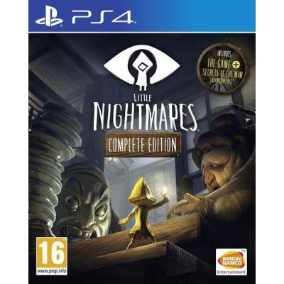 Игра для PlayStation 4 Little Nightmares. Complete Edition (русские субтитры)