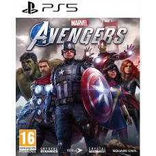 Мстители Marvel [PS5, русская версия]