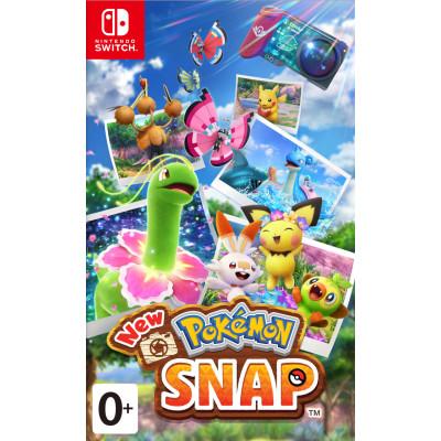Игра для Nintendo Switch New Pokemon Snap (английская версия)