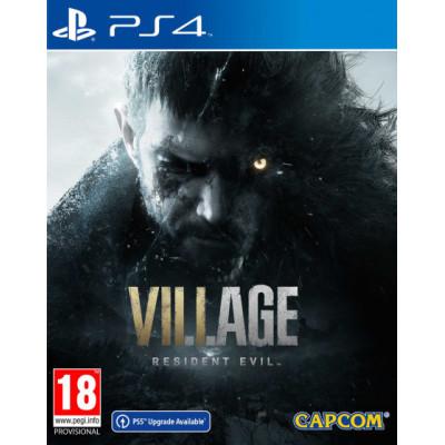 Игра для PlayStation 4 Resident Evil: Village (русская версия)