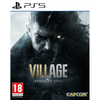 Игра для PlayStation 5 Resident Evil: Village (русская версия)