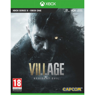 Игра для Xbox One/Series X Resident Evil Village (русская версия)