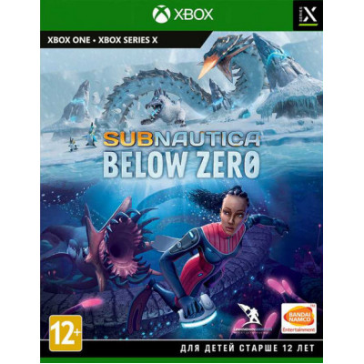 Игра для Xbox One/Series X Subnautica: Below Zero (русские субтитры)