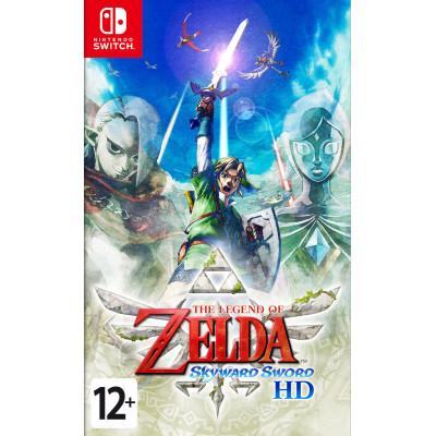 Игра для Nintendo Switch The Legend of Zelda: Skyward Sword HD (русская версия)