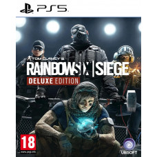 Tom Clancy's Rainbow Six: Осада. Deluxe Edition [PS5, русская версия]