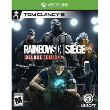 Tom Clancy's Rainbow Six: Осада. Deluxe Edition [Xbox One/Series X, русская версия]