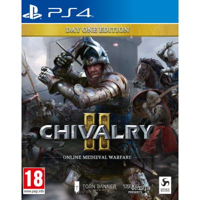 Игра для PlayStation 4 Chivalry II. Издание первого дня (русские субтитры)