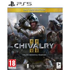 Chivalry II. Издание первого дня [PS5, русские субтитры]