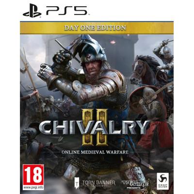 Игра Chivalry II. Издание первого дня [PS5, русские субтитры]