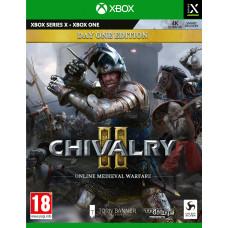 Chivalry II. Издание первого дня [Xbox One/Series X, русские субтитры]