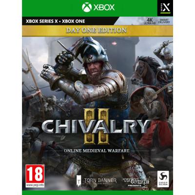 Игра для Xbox Chivalry II. Издание первого дня (русские субтитры)