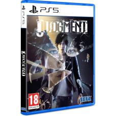 Judgement [PS5, английская версия]