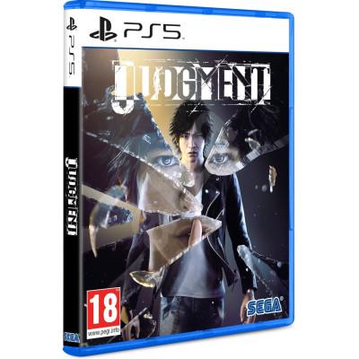 Игра для PlayStation 5 Judgement (английская версия)