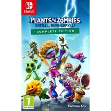 Plants vs Zombies: Битва за Нейборвиль. Полное издание [NS, русские субтитры]