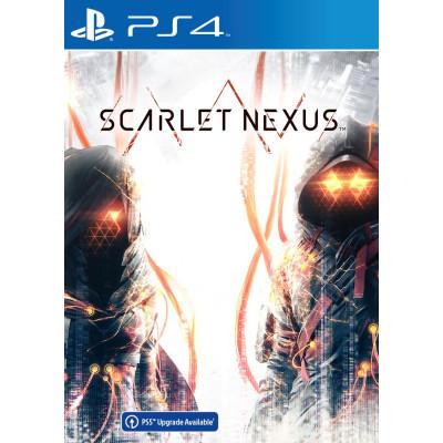 Игра для PlayStation 4 Scarlet Nexus (русские субтитры)