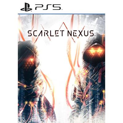 Игра для PlayStation 5 Scarlet Nexus (русские субтитры)