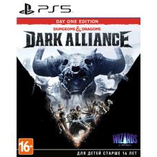 Dungeons & Dragons: Dark Alliance. Издание первого дня [PS5, русские субтитры]