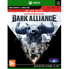Dungeons & Dragons: Dark Alliance. Издание первого дня [Xbox One/Series X, русские субтитры]