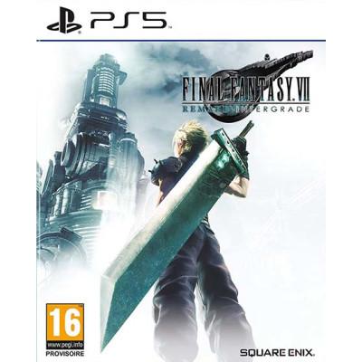 Игра для PlayStation 5 Final Fantasy VII Remake. Intergrade (русская документация)