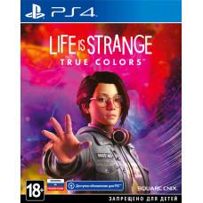 Life is Strange: True Colors [PS4, русские субтитры]