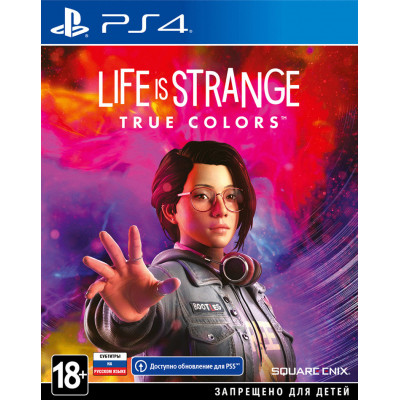 Игра для PlayStation 4 Life is Strange: True Colors (русские субтитры)