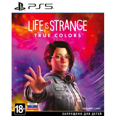 Игра для PlayStation 5 Life is Strange: True Colors (русские субтитры)
