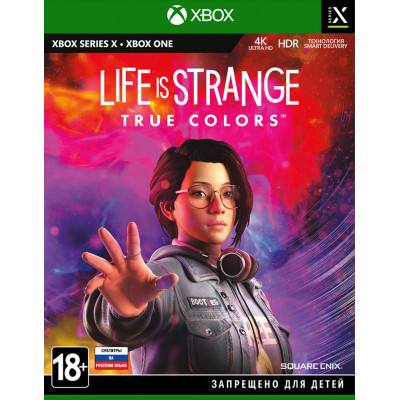Игра для Xbox One/Series X Life is Strange: True Colors (русские субтитры)