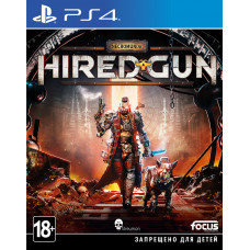 Necromunda: Hired Gun [PS4, русские субтитры]